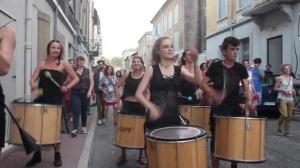 Tournon-sur-Rhône. Quand les festivals Vochora et Shakespeare se partagent la même scène. 29 juillet 2017