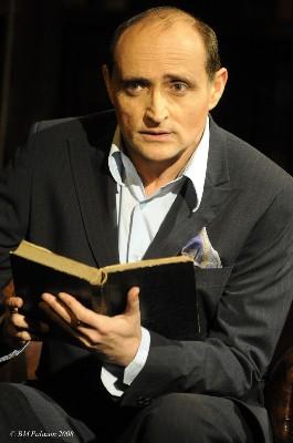 Bourgoin-Jallieu, Isère, Théâtre Jean-Vilar : Daniel Mesguich, 'Phasmes'. Lundi 13 Octobre à 20h30