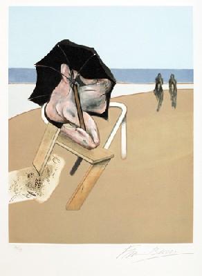 20-21/09/08 - Saint-Cyprien (66) : Francis Bacon et les journées européennes du patrimoine.