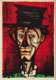 13/09 au 10/10/08 - Lyon, Galerie Michel Estades : Bernard Buffet, lithographies