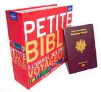 Voyage. La Petite bible à l''usage des grands voyageurs. Edition Lonely Planet