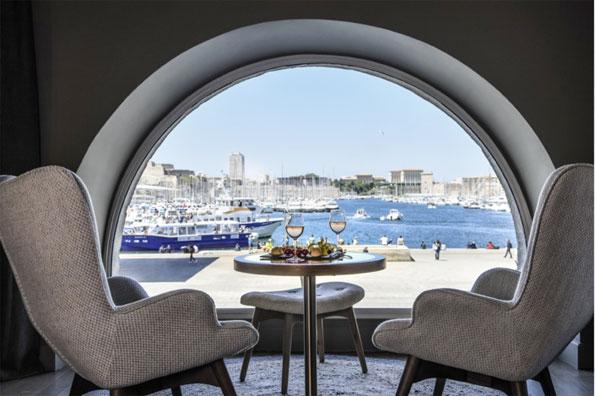 L'Hôtel Beauvau à Marseille fait peau neuve