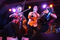 Tram des Balkans : Shtirip'Tour Album LIVE 15 titres sortie nationale le 13 octobre 2008