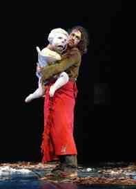18 au 26 novembre 2008 - Tournefeuille (31) : Stage professionnel de marionnettes