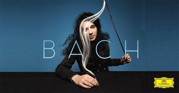 La bachmania de Nemanja en concert le 5 novembre 2016 à 20h au théâtre des Champs-Elysées