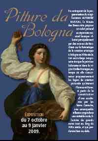 7 octobre - 9 janvier > Nîmes, musée des Beaux-arts : Pitture da Bologna