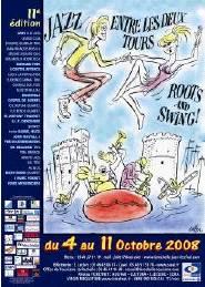 4 au 11 octobre 2008 > La Rochelle : Jazz entre les deux tours, « Roots & Swing »