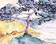 10 octobre au 20 décembre > Paris, Galerie de la Présidence : Les beaux dimanches d'Henri-Edmond Cross