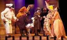 9 octobre > Tournon, Ciné-Théâtre : 'La flûte enchantée'. D'après l'opéra de Mozart  et Schikaneder par Comédiens et Compagnie
