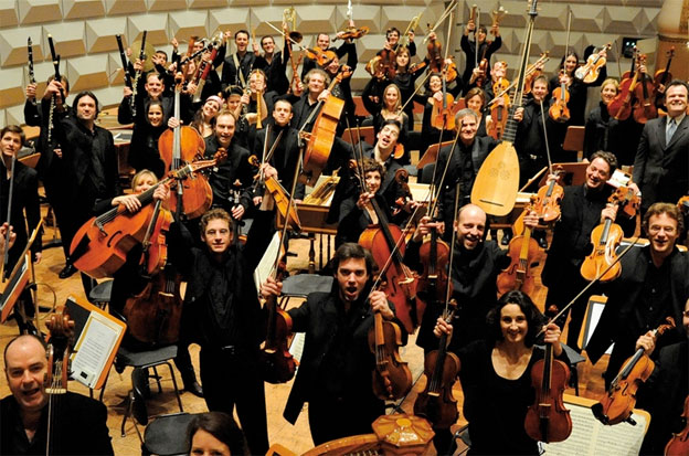 Orchestre Les Siècles, les Orientales en 4 dates