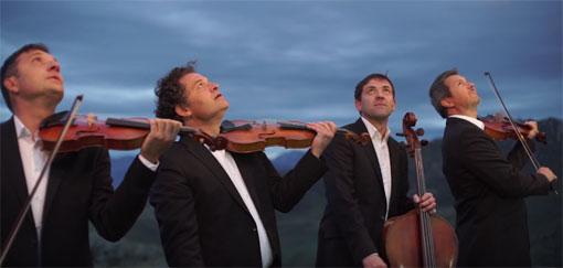L'Automne 2016 du Quatuor Debussy