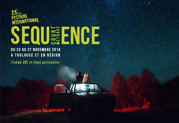 Le Festival International Séquence Court-Métrage célèbre sa 25ème édition du 23 au 27 novembre 2016 à Toulouse et en Région