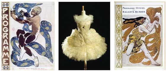 Bakst. Des Ballets russes à la haute couture, Bibliothèque-musée de l'Opéra, Palais Garnier, Paris, du 22 novembre 2016 au  5 mars 2017