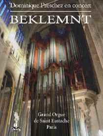 23 novembre > Colbosc (76), église de Saint Romain :  Récital d'Orgue, par Dominique Preschez
