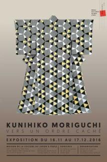 Kunihiko Moriguchi, « vers un ordre caché » à la Maison de la culture du Japon à Paris du 16 novembre au 17 décembre 2016