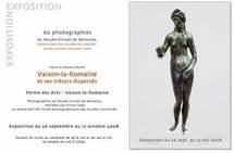 27/9 au 17/10 > Vaison la Romaine, Ferme des arts : exposition 60 photographies du musée virtuel de Belisama