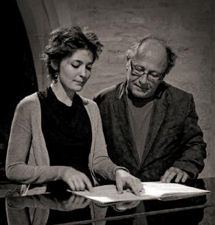 Natacha Kudritskaya et Alain Planès © DR