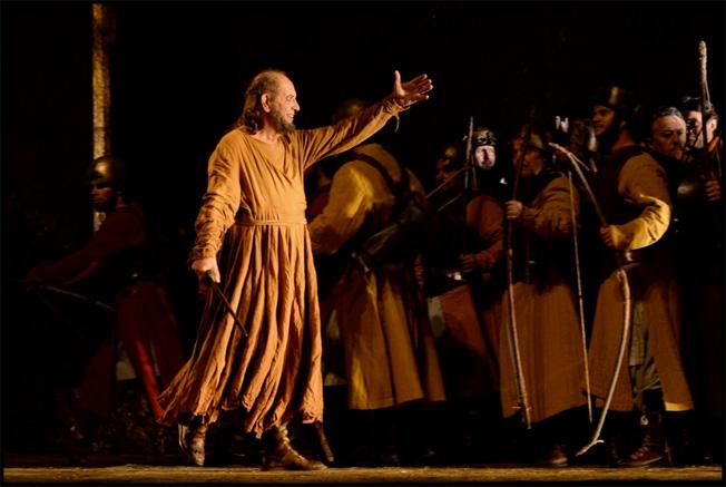 Nabucco de Verdi pour les Fêtes nationales monégasques