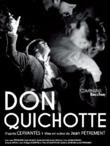 «  Don Quichotte » d'après Cervantès au Théâtre Ledoux à Besançon le 29 novembre 2016