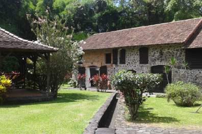 Habitation Fonds Rousseau à Schoelcher