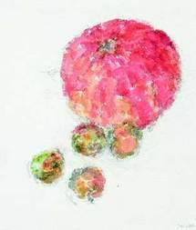 13/11 au 31/12 > Aix en Provence, galerie Alain Paire : Anne-Marie Jaccottet. Peintures et dessins