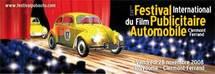 28 Novembre > 17ème Festival International du Film Publicitaire Automobile. Clermont-Ferrand (63)