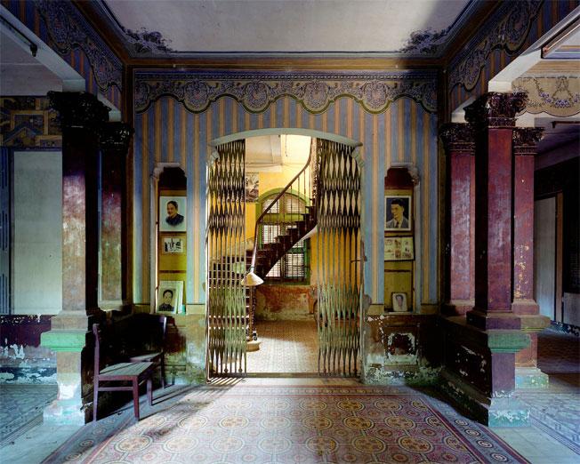 Thomas Jorion, Vestiges d'empire, à l'Hôtel & Spa La Belle Juliette, Paris, jusqu'au 20 mars 2017