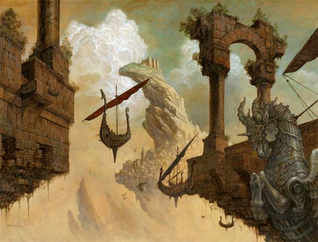 La spectaculaire affiche de  Julien Delval