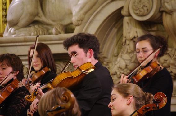 Le Musée gallo-romain de Saint-Romain-en-Gal - Vienne accueille le conservatoire de musique de Lyon « tempo vivace », 21 janvier à 17h30