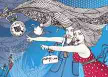 12 au 31/12 > « Alice (au pays des merveilles) » d'après Lewis Caroll, Théâtre des Clochards Célestes, Lyon