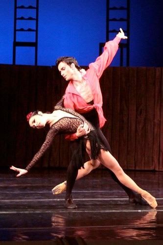 Les étoiles de la danse, Jeudi 2 février à 20h30 au ciné théâtre de Tournon, Ardèche