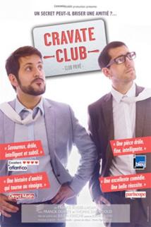 Cravate club, de Fabrice Roger-Lacan, Cinté-théâtre, Tournon, le 7 février 2017