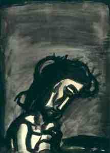 Georges Rouault, Jesus Honni…, 1922. © ADAGP Paris, 2008