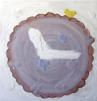 24 au 29 novembre > Cécile Savelli à la galerie du Tableau à Marseille
