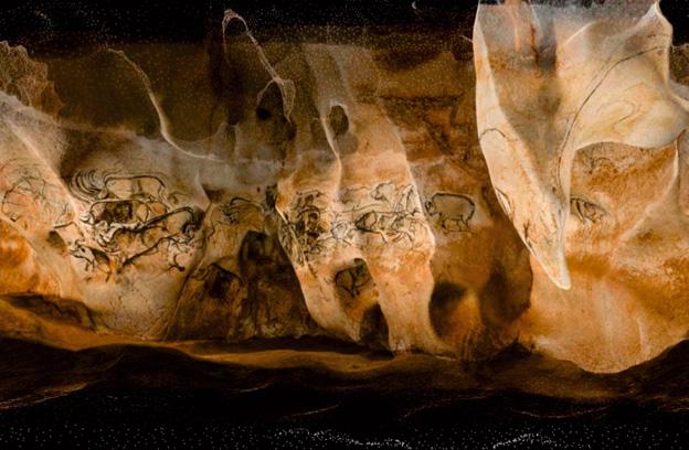 Derrière la paroi : la grotte Chauvet - Pont d'Arc révélée par la 3D. Exposition temporaire du 10 février au 30 novembre, musée de Préhistoire des gorges du Verdon, Alpes de Haute-Provence