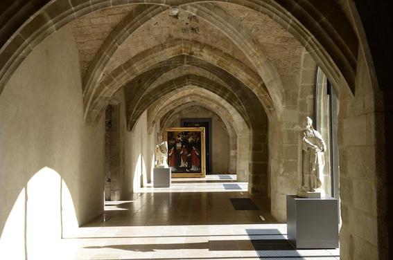 Musée des Beaux-Arts de Valence © DR