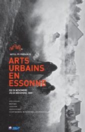 28/11 au 20/12 > Festival ARTS URBAINS EN ESSONNE 2008 : photographie et graff à l'honneur !