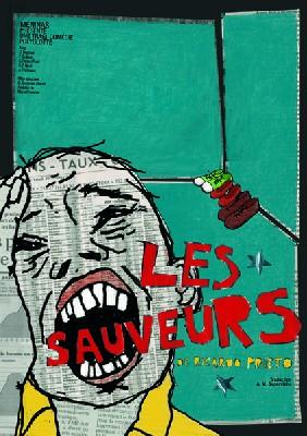 28 et 29/11 > Les Sauveurs de Ricardo Prieto,  Cie Méninas / Thé&âtre des langues