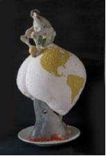 9/12 au 17/01 > Chan Kai Yuen - « Kiss the world » à la galerie Deborah Zafman, Paris