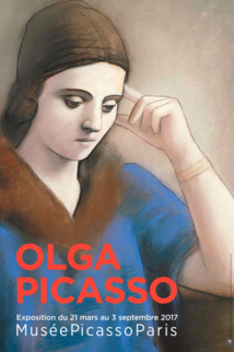 « Olga Picasso » du 21 mars au 3 septembre 2017 au Musée national Picasso- Paris