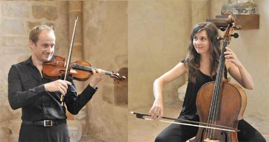 David Plantier & Annabelle Luis (photo montage)