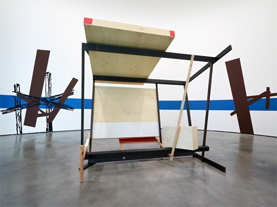 Formes de vie 304 (Life Forms 304), 2003–12 Photo © FMGB Guggenheim Bilbao Museoa, Bilbao, 2017