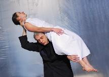 """21 au 23/01 <> Josef Nadj / """"Entracte"""", danse - musique live au Toboggan à Décines"""