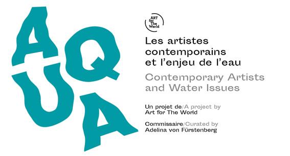 ART for The World présente AQUA, une exposition internationale itinérante, du 23 mars au 2 juillet 2017 à Genève