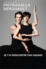 Danse. Je t'ai rencontré par hasard, Marie-Claude Pietragalla et Julien Derouault, Saint-Paul-Trois-Châteaux, Drôme, le 15 avril 2017