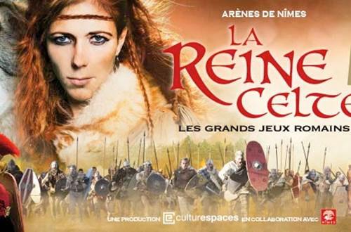 8ème édition des Grands Jeux Romains aux arènes de NÎmes du 29 avril au 1er mai 2017