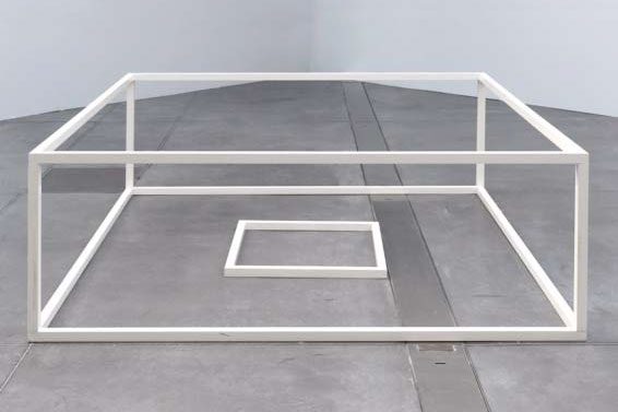 SOL LEWITT Serial Project n°1 (ABCD) A4, 1966
