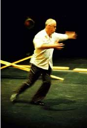 Question de goûts, George Appaix solo / cie La Liseuse, Les salins à Martigues