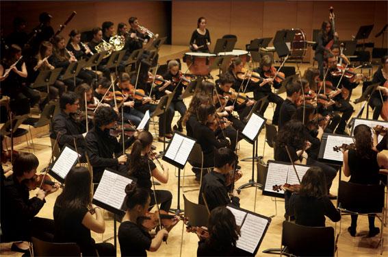Concert symphonique le 25 mars 2017 de l'orchestre Béziers Narbonne