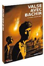Valse avec Bachir de Ari Folman et  David Polonsky. Coédition ARTE éditions / Casterman